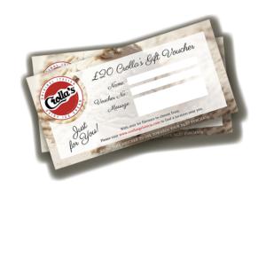 £20 Crolla's Gift Voucher