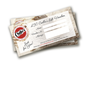 £50 Crolla's Gift Voucher